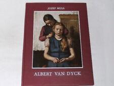 Muls, Jozef:Albert van Dyck. Monographies de l´art belge
