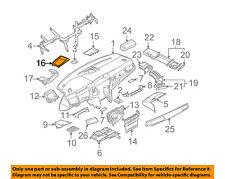 BMW OEM 06-10 M5 Instrument Panel Dash-Cover 62306934584