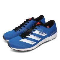 adidas Adizero Takumi Sen 6 Blue White Mens Racing Marathon Running Shoes EG1194