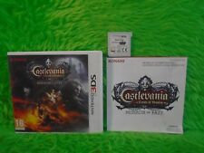 3DS Castlevania Lords of Shadow Mirror of Fate 3DS XL Nintendo PAL UK