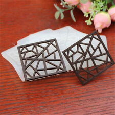 Hollow Box Chocolate Molds Baking Tools For Cakes Birthday Cake Border Stencil