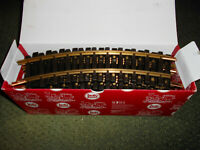 LGB 11000 R1 30 Degree Curved Track 12 PIECES NEW IN ORIGINAL BOX!