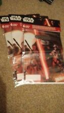 Star Wars Kids Birthday Party Supplies Party Bags x 18, just £1.99