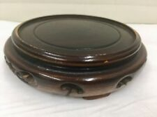 Wooden/Woodenware 1900-1940 Antique Chinese Vase