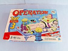 """OPERATION"" TOY STORY-3~ FAMILY GAME~ BUZZ LIGHTYEAR w/ LASER SOUNDS~ WON AWARD!"