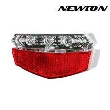 Eclairage feu arrière et clignotant LED avec télécommande pour porte bagage vélo