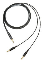 "Corpse Cable for FOCAL Elear, Elex, Clear, Elegia, SONY - 1/8"" Stereo Plug - 4ft"