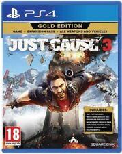 JUST CAUSE 3 - GOLD EDITI
