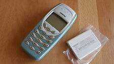 Nokia  3410 in Hellblau  / simlockfrei + brandingfrei