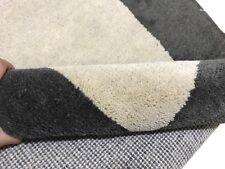 Gabbeh Teppich 90x160 cm  Handgeknüpft  ~ 100% Wolle ~ Beige Grau Orientteppich