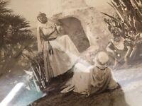 Alger Algérie Française Photo Photographie Ancienne Grand Format Afrique 2