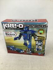 Transformers Kre-O Mirage 31145 new sealed unopened kreo kreon