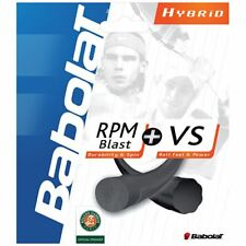 Babolat RPM Blast + VS (1.25mm x 1.30mm) Pkt tennis string