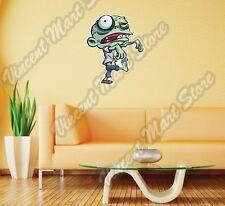 "Zombie Monster Walking Dead Funny Wall Sticker Room Interior Decor 18""X25"""