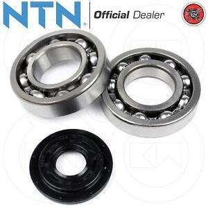 Set NTN Bearings Crankshaft & Oil Seal for Honda SH125 Ie 2006
