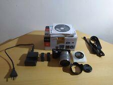 Sony Alpha NEX-5N 16.1MP Digital Camera CON OBIETTIVO 18-55mm borsa ND filtro