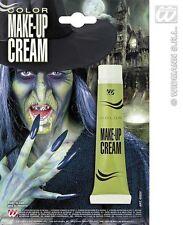 Widmann Carnevale Halloween Make Up Verde Green art. 4033V
