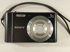 Sony Cyber-shot -DSC-W800 -  20.1 MP Digital Camera - Black