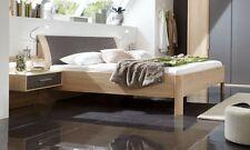Aktuelles-Design Klassisches bettgestelle ohne Matratze aus MDF/Spanplatte-Holzoptik
