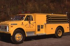 West Deer PA 1971 GMC Pumper Tanker - Fire Apparatus Slide