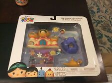 Tsum tsum the palace of  Agrabah HTF 16 pieces