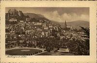 Marburg Lahn alte AK Hessen ~ 1925 Gesamtansicht mit Schloß und Elisabethkirche