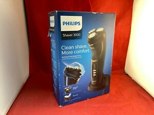 Philips Shaver Series 3000 Dry and Wet Electric Shaver S3333/54 - NEW