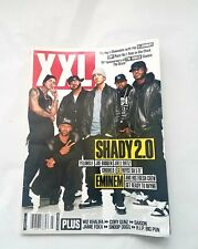 XXL Magazine March 2011 Issue With Slaughterhouse Wiz Khalifa Snoop Dogg