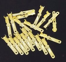 20 x Male Spade Terminals for 2.8mm Japanese Connectors