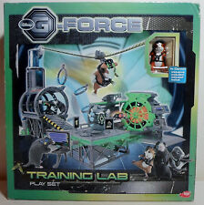 DICKIE TOYS DISNEY G FORCE MOVIE TRAINING LAB PLAY SET EUROPEAN MISB SEALED