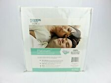FASHION BED GROUP KING Size Platinum Mattress Protector Waterproof NEW