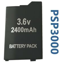 BATTERY PACK FOR SONY PSP 3000 3001 3003 3004 lite PSP 2000 new