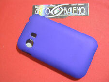 CUSTODIA COVER Per SAMSUNG GALAXY Y GT S5369 RIGIDO HARD CASE YOUNG VIOLA S5360