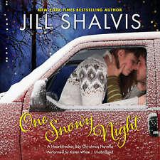 One Snowy Night by Jill Shalvis 2016 Unabridged CD 9781455136339