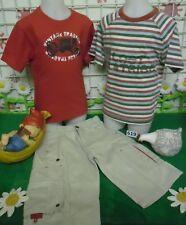 lot vêtements occasion garçon 6 ans,t-shirt,bermuda VERTBAUDET