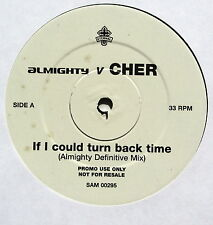 CHER....IF I COULD TURN BACK TIME.....PromoCopy.2 MAXI