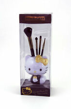 Hello Kitty Makeup Brushes & Brush Pot