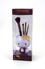 Hello Kitty Makeup Brushes & Brush Pot