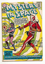 Mystery in Space 75 in 7.0 FN/VF Adam Strange! B@@yah!