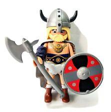 Playmobil 70076 Vikingo Guerrero Soldado Bárbaro Medieval Romano Knights History
