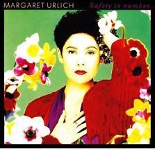 MARGARET URLICH - SAFETY IN NUMBERS CD ~ AUSTRALIAN 80's POP *NEW*