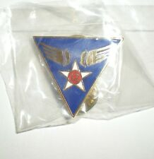 WWII USAAF 12TH AIR FORCE PIN - CURRENT PRODUCTION - GREAT FOR CAPS/JACKETS!