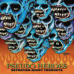 PSEUDO HEROES Betraying Angry Thoughts CD SEALED --- punk