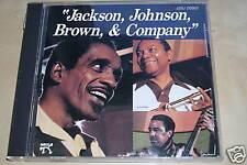 JACKSON,JOHNSON,BROWN & COMPANY JAPON IMPORTATION CD 3932