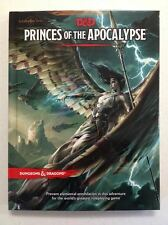 D&D Next PRINCES OF THE APOCALYPSE (Dungeons & Dragons) - New, English