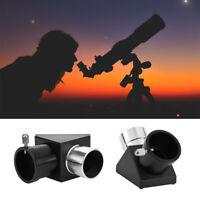 "1.25"" 90 ° Diagonal Adapter Erecting Image Prism Zenith Mirror fr Telescope SP1"