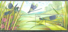 Ireland-Dragonflies-mnh min sheet-insects-2009- 1985