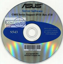 ASUS GENUINE SERVER SUPPORT DISK  INTEL C600 Chipset Device Software S543