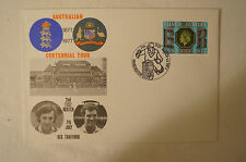 Cricket Collectable - Australian Centennial Tour - Day Cover - 2nd Test Match
