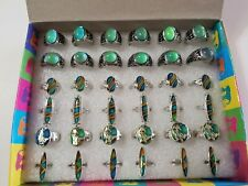 Wholesale Lot 36 Mood Rings Color Changing Jewelry FAST USA SHIPPING